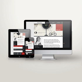portfolio thump website template resume